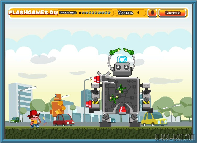 Robot kids games online for free