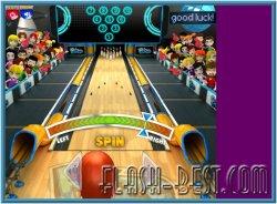 БОУЛИНГ КЛУБ (Disco Bowling)