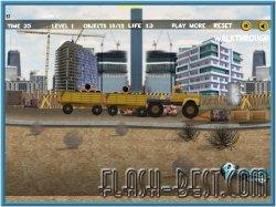 ГРУЗОВИК НА СТРОЙКЕ (Construction City Cargo)