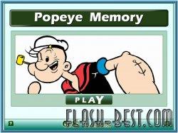 МОРЯК ПАПАЙ (Popeye Memory)